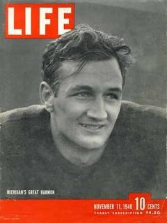 Life Magazine Cover, 1940. (Bentley Library, University of Michigan)