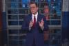 "Anti-Trumper Stephen Colbert hosts ""The Late Show"" (Photo: Screen capture)"