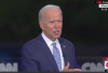 Democrat Joe Biden takes questions at a CNN-hosted town hall on Sept. 17. (Photo: Screen capture)
