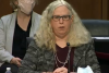Dr. Rachel Levine is an American pediatrician who served as Secretary of the Pennsylvania Department of Health from 2017 to 2021 and is now nominated to serve as President Biden's assistant HHS secretary. (Photo: Screen capture)