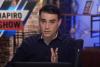 "Ben Shapiro hosts an episode of ""The Ben Shapiro Show."" (Photo credit: YouTube/Ben Shapiro)"