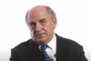 Political scientist Charles Murray gives a presentation. (Photo credit: YouTube/Big Think)