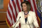 House Speaker Nancy Pelosi (D-Calif.) (Photo: Screen capture)