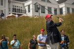 Donald Trump at the opening of the Trump National Golf Course in Sterling, Va., June 23, 2015. (Photo by Jeffrey MacMillan for The Washington Post via Getty Images)