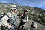U.S. soldiers patrol Afghanistan's Paktika province. (Photo by Robert Nickelsberg/Getty Images, File)