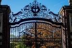 Johnston Gate at Harvard Univeristy in Cambridge, Mass. (Photo by Rick Friedman/rickfriedman.com/Corbis via Getty Images)