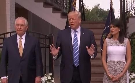 Ambassador Nikki Haley: Trump 'Has Grounds' to Find Iran ...