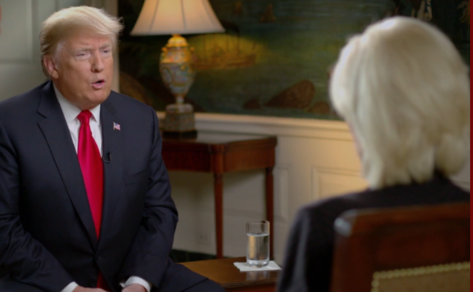Trump: 'I Don't Think' Climate Change Is a 'Hoax,' But 'I Don't Kn...