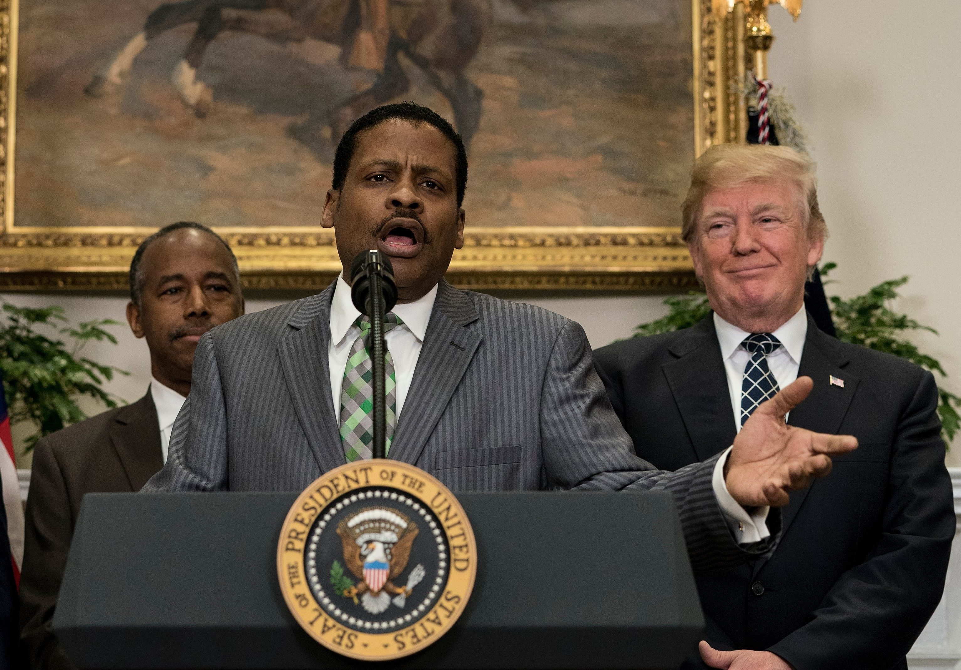 House Resolution Condemning Trump for Racism Holds Up Two Slave Owners as Philosophical Role Models