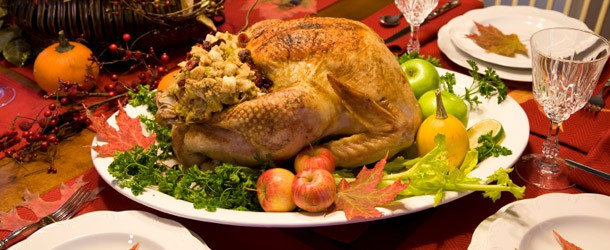 Wh americans should talk about gun control 39 around the for Best things to have for thanksgiving dinner